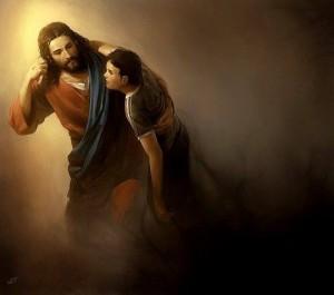 Gesù accompagna
