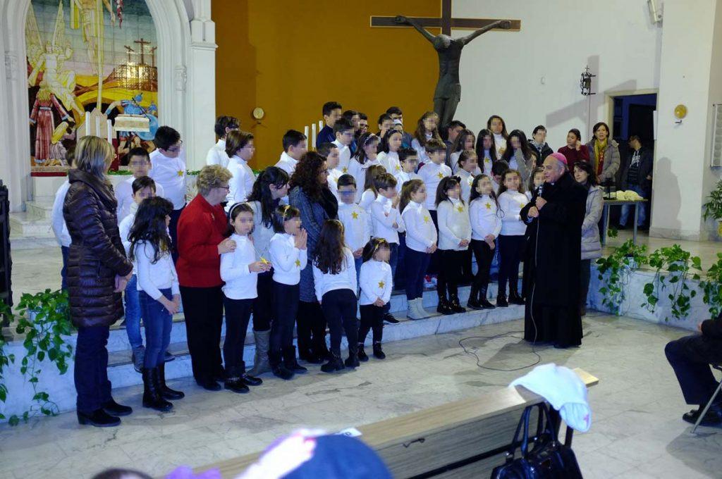 Gristina e i bambini