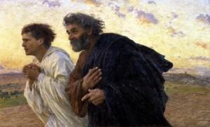 Discepoli corrono
