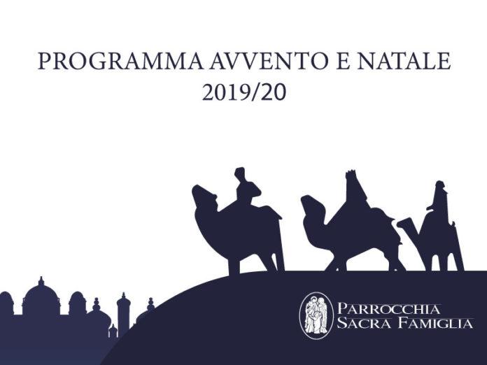 Programma Avvento e Natale