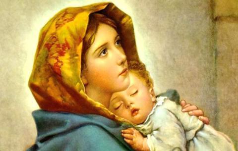 Maria SS. Madre di Dio