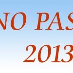 Tema dell'anno pastorale parrocchiale 2013/14